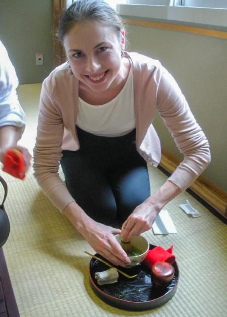 блоггер из Иокогамы