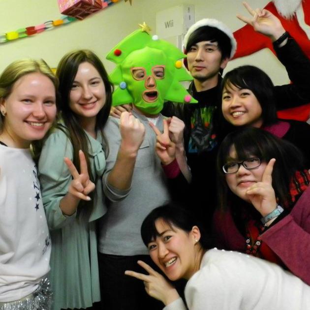 Как развлекаются студенты в Японии