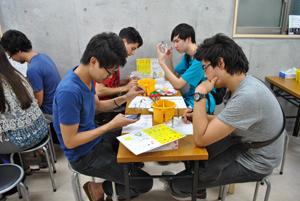 Языковая школа в Токио