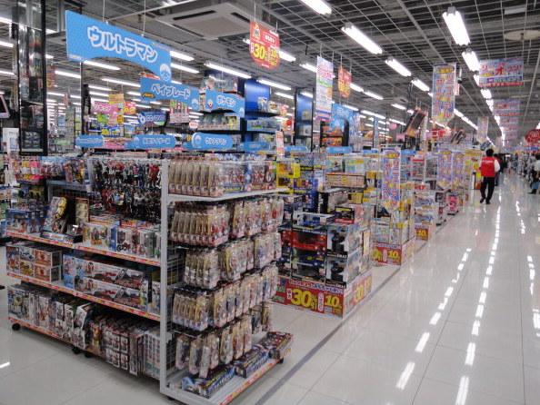 скидки и накопительные карты в Японии