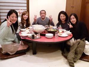 Хоум-стей в Японии