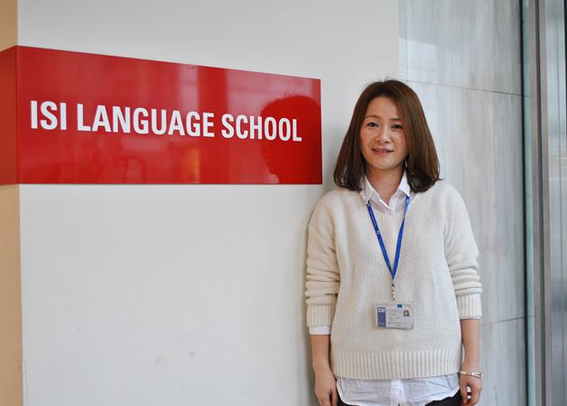 Преподаватель школы ISI
