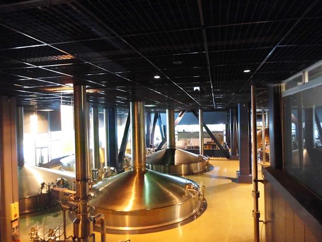 Завод в Иокогаме