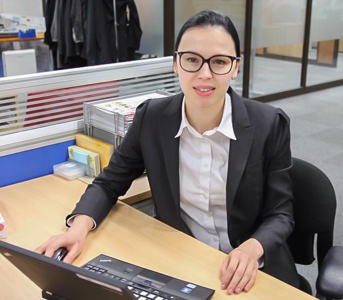 Анна, выпускница школы японского языка Саму