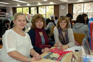 Преподаватели из Москвы