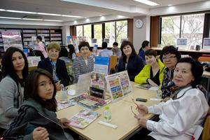 Преподаватели из Казахстана