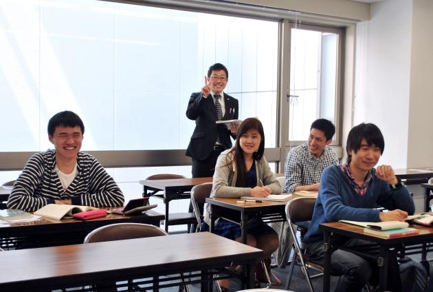 Языковая школа SLS (Сендай, Япония)