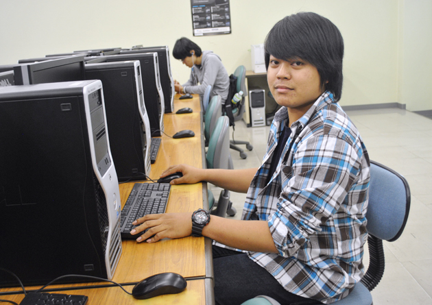 Поступление в компьютерный колледж