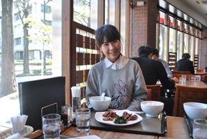 Обед в Сендае