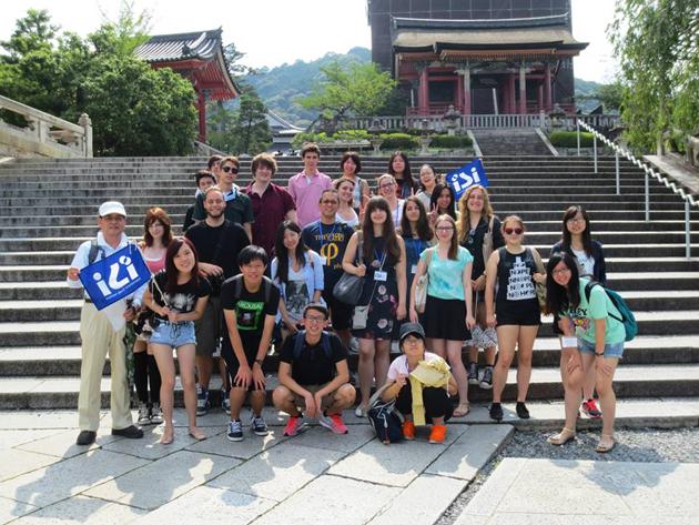 мероприятия для студентов, учеба в Японии