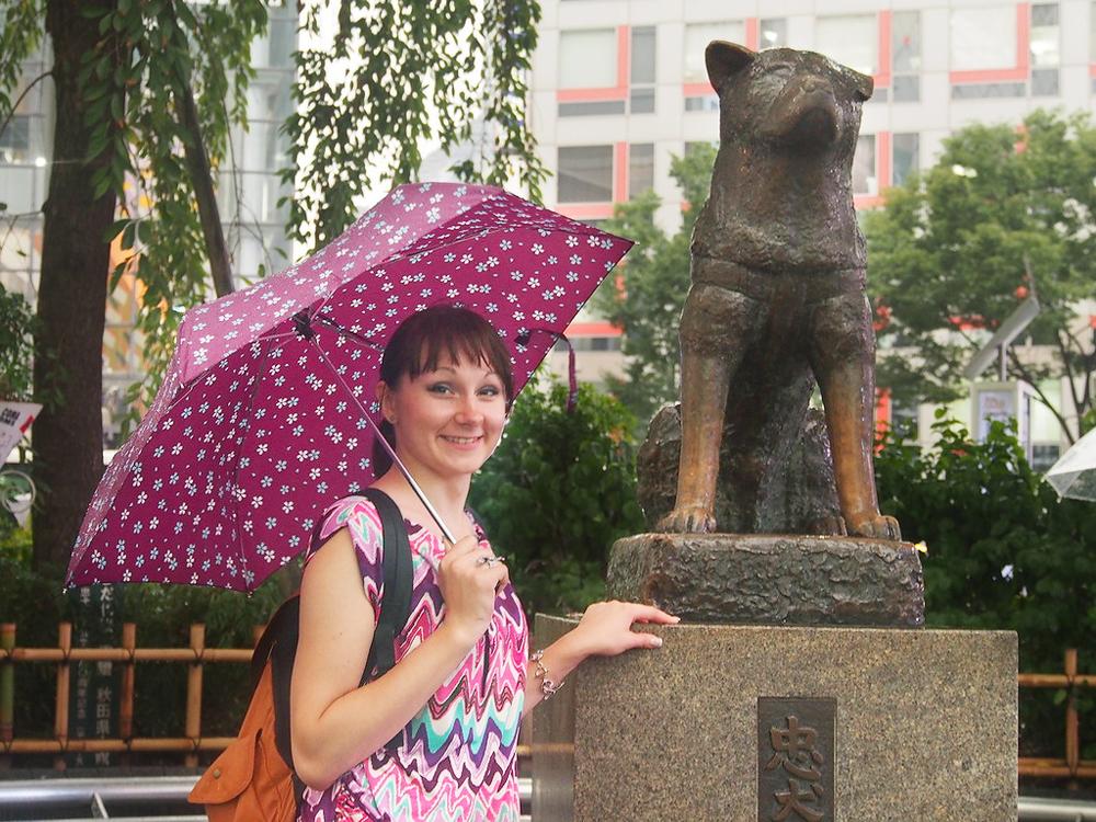 Анна Костикова, преподаватель японского языка