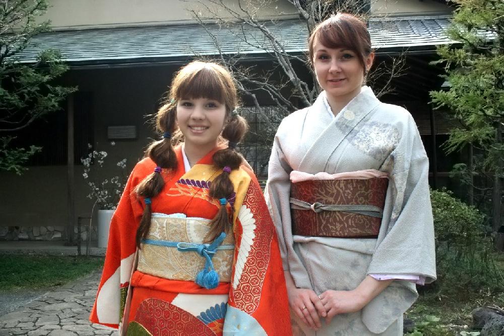 обучение в Японии, gaku.ru, японский язык