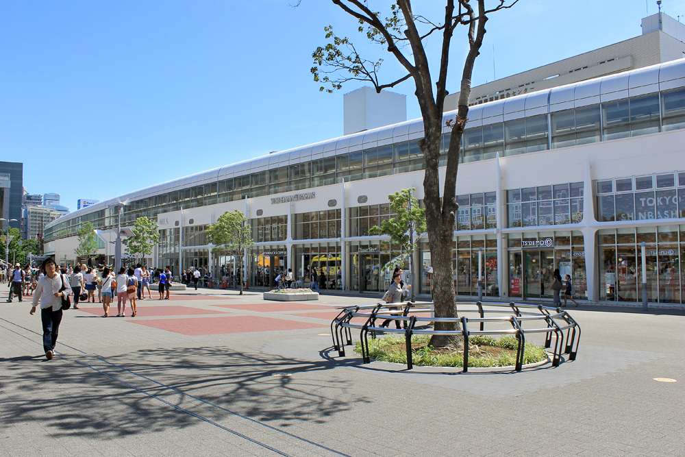 Иокогама, станция Сакурагитё