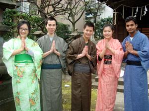 обучение в Японии, gaku.ru