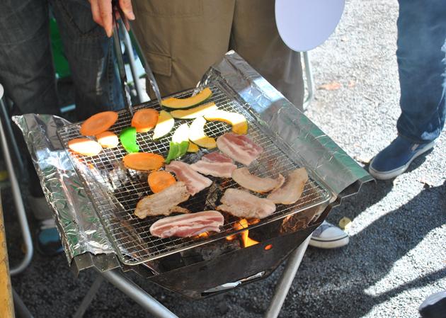 барбекю, Япония