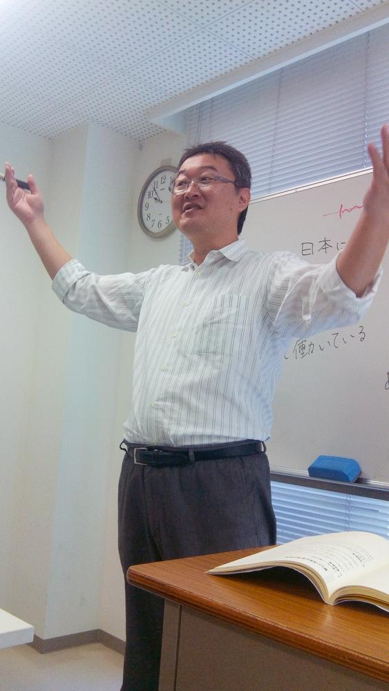 Преподаватель языковой школы