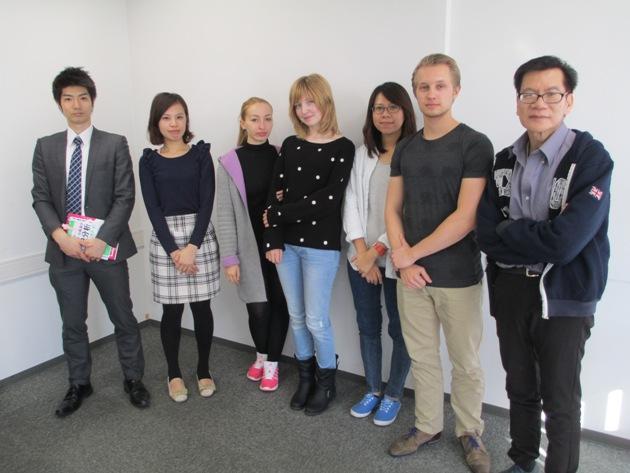 Курс подготовки к трудоустройству в японские компани в школе Интеркультура