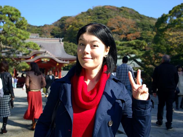 поездка в Камакуру
