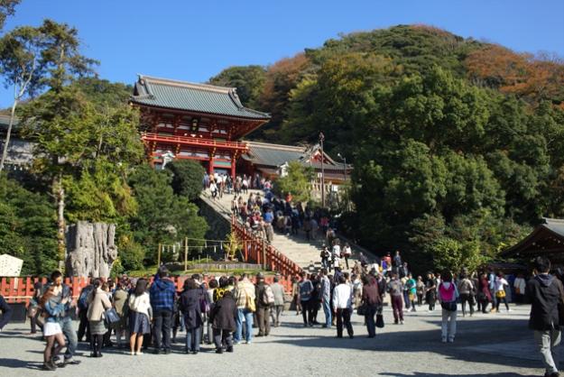 храм в Камакуре