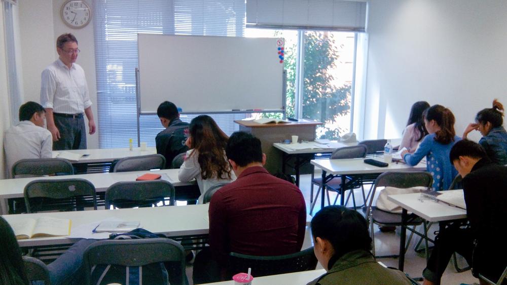 Обучение в Японии, Токио