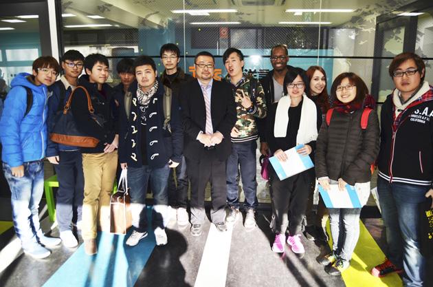 ученики TLS, обучение в Токио