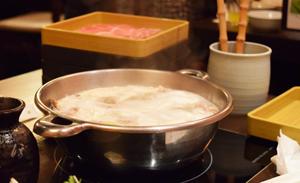 сябу-сябу, еда в Японии