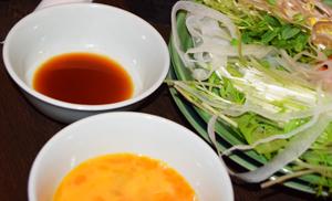 японские соусы, еда