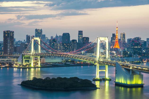 Одайба, Токио
