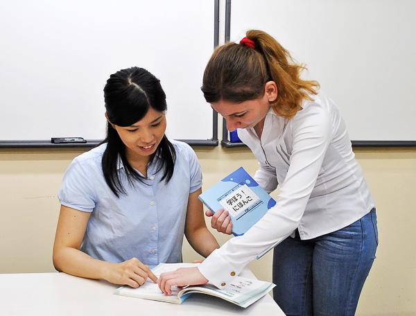 Дополнительные занятия после урока для студентов в школе Нитиго