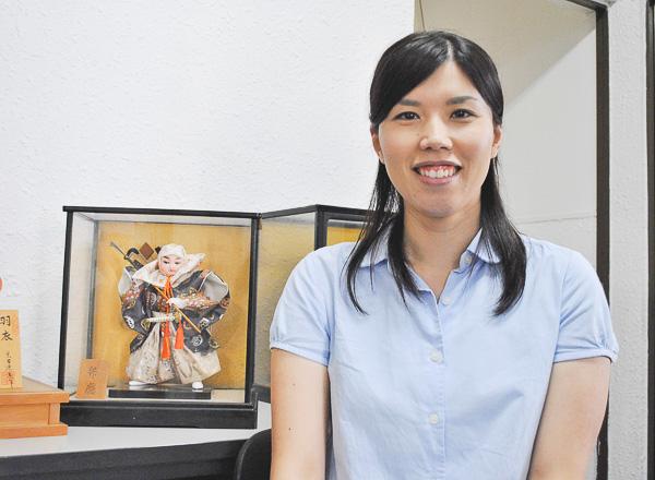 Цукахара-сенсей, преподаватель школы японского языка Нитиго