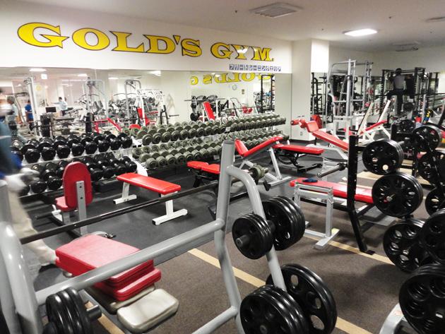 спортивные залы в Японии