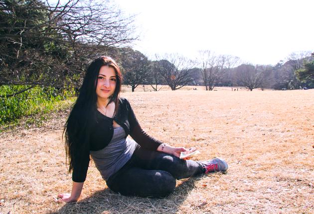 парк Ёёги