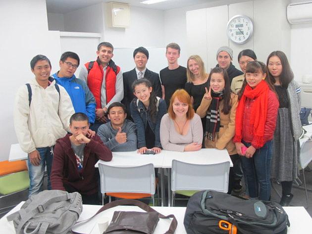 Школа Саму, фото группы
