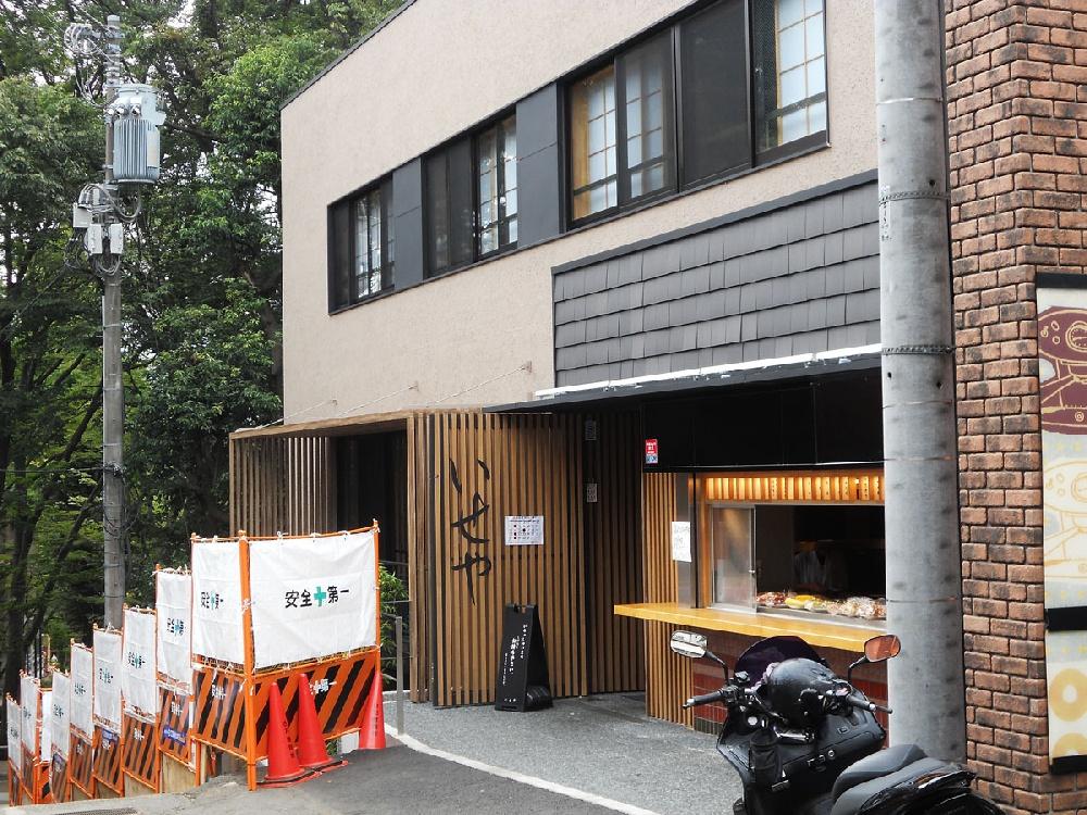 Новый ресторан японской кухни