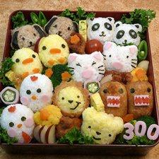 Бюджетное питание в Японии