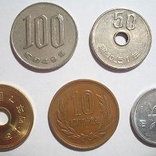 Нумизматика с йенами