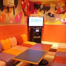 Караоке-кафе в Японии