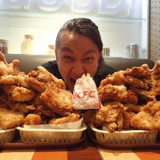 Безлимитная еда в «KFC» дешевле 1500 йен