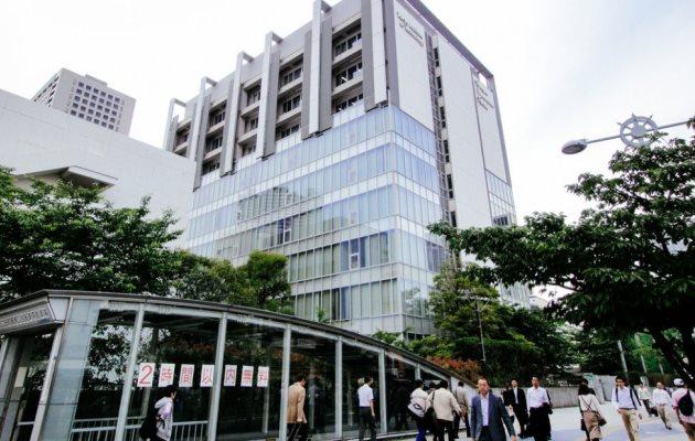 здание Токийского технологического института