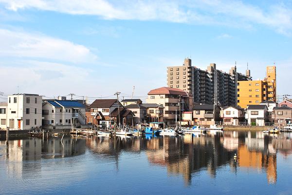 Префектура Чиба, город Фунабаси
