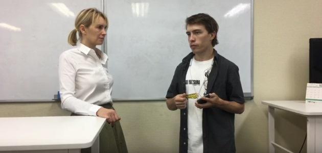 Встреча с Еленой Ивановой, директором gaku.ru