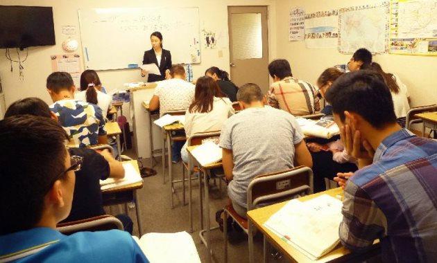 занятия в школе Oji