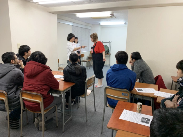 занятия по японскому в игровой форме