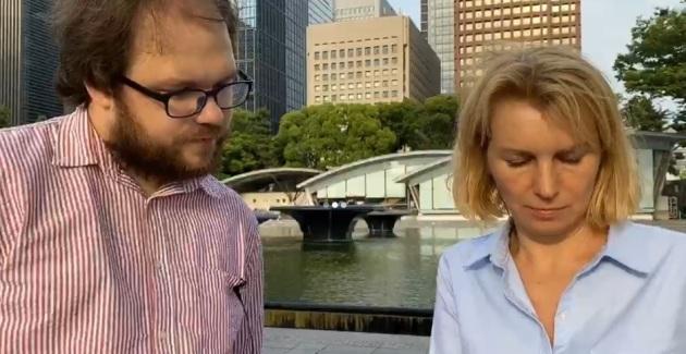 Интервью с Дмитрием, айтишником из Японии
