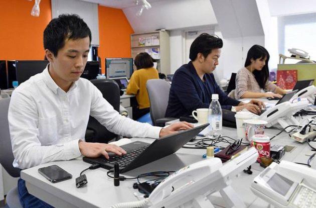 найти работу в Японии с высшим образованием легко