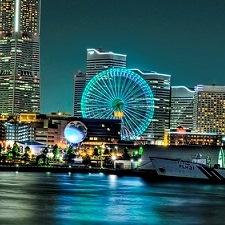 Прогулка по Йокогаме с GAKU.RU