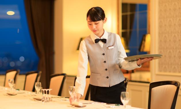 обучение в Японии, отельный и ресторанный бизнес