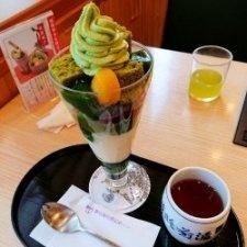 Топ-5 мест в Киото, где можно попробовать лучшие десерты со вкусом маття