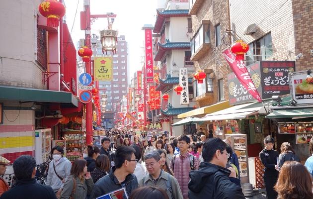 Нанкинмати в Кобе