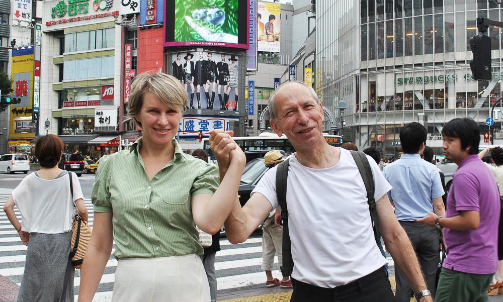 Елена Иванова и Юрий Баринов